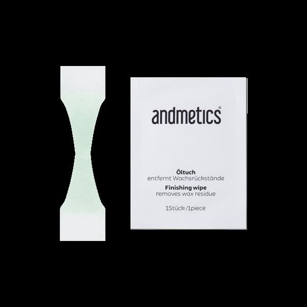 Andmetics wax strips lip 2
