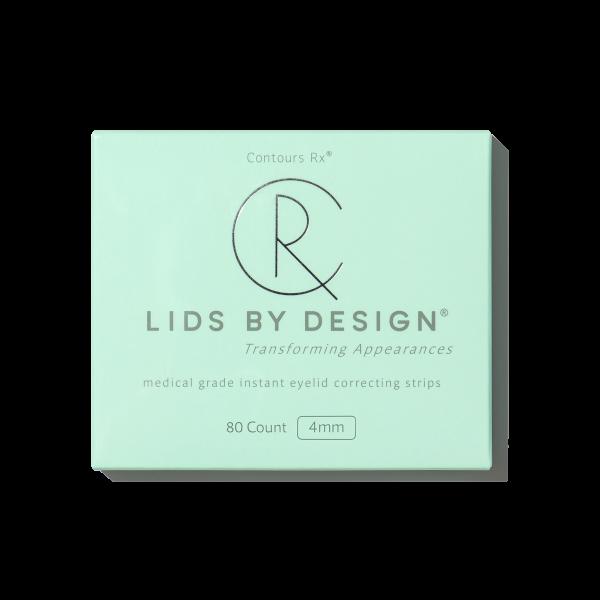 Contours rx lids by design 4mm 1