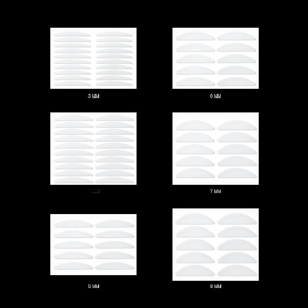 Contours rx lids by design 4mm 4